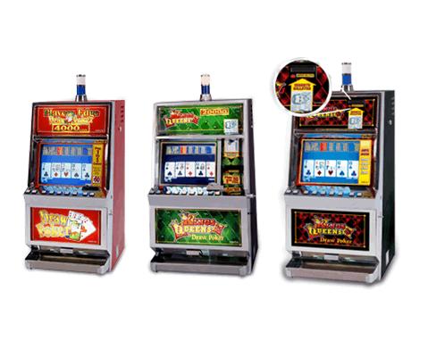 Maquinas tragamonedas poker colombia