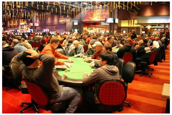 Poker rooms saw a massive increase in April Pennsylvania